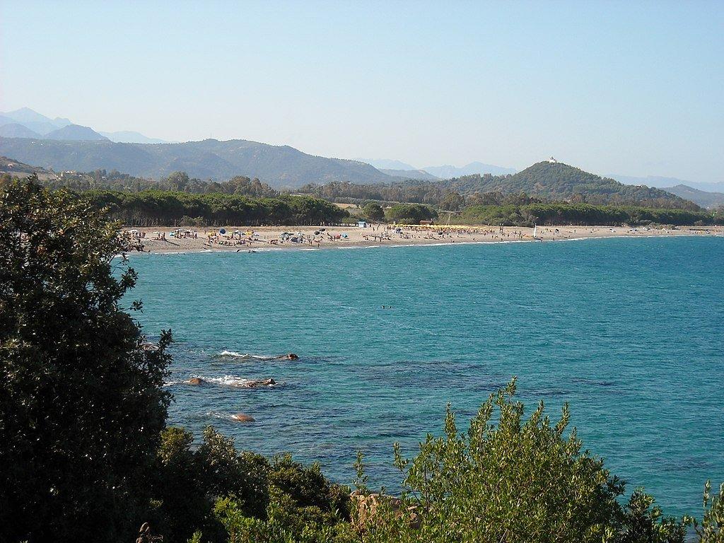 Spiaggia Sa Perd'e Pera