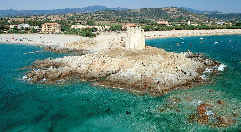 A Hotel by the sea in the Ogliastra region Hotel La Torre