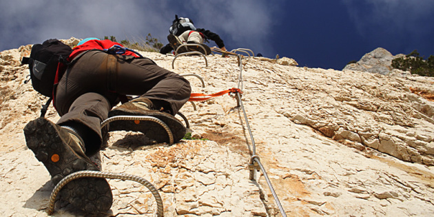 Free Climbing Hotel La Torre