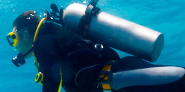 Diving nel mare ogliastrino Hotel La Torre